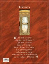 Verso de Ombres -3- Le sablier - I