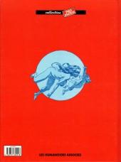 Verso de Le bandard fou - Tome 1d1990