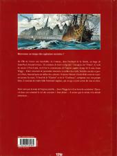 Verso de Surcouf (Delalande/Surcouf/Michel) -2- Le Tigre des Mers