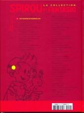 Verso de Spirou et Fantasio - La collection (Cobra) -2- Les voleurs du Marsupilami