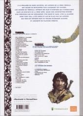 Verso de Thorgal (Les mondes de) -TL- Aux origines des Mondes