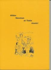 Verso de (AUT) Hergé -52- Paul Jamin, Georges Remi - Complices cités
