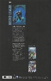Verso de Justice League (DC Renaissance) -2- L'Odyssée du mal