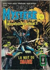 Verso de La maison du Mystère (Arédit) -Rec3129- Album N°3129 (n°3 et n°4)