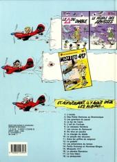 Verso de Les petits hommes -2a1986- Des petits hommes au brontoxique