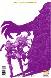 Verso de X-Men (Marvel France 3e série - 2012) -8TL- Affronter l'avenir