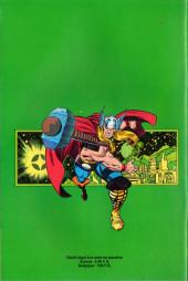 Verso de Thor (3e Série - Lug/Semic) -26- Thor 26