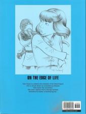 Verso de Yoko Tsuno (en anglais, chez Cinebook) -1- On the Edge of Life