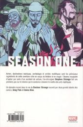 Verso de Season One (100% Marvel) -7- Docteur Strange