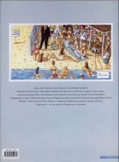 Verso de Rester normal -2a- Rester normal à Saint Tropez