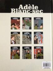Verso de Adèle Blanc-Sec (Les Aventures Extraordinaires d') -1Pub2- Adèle et la bête