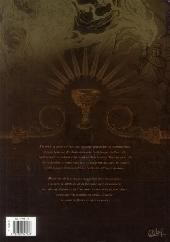 Verso de L'apogée des dragons -2- Le Calice de Thulé
