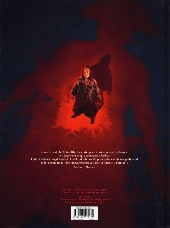 Verso de La voie du Sabre -1- Les Cendres de l'enfance