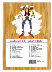 Verso de Lucky Luke -1d98- La mine d'or de Dick Digger