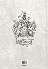 Verso de Lanfeust Odyssey -4EL- La grande traque