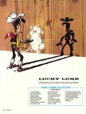 Verso de Lucky Luke -HS02a81- La ballade des Dalton