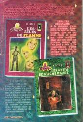 Verso de Névrose (1re série - Arédit - Comics Pocket) -6- L'ombre du vampire