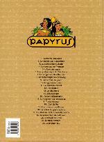 Verso de Papyrus -25- Le pharaon fou