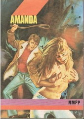 Verso de Amanda -3- La piège du dragon