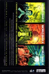 Verso de DC Saga -9- Numéro 9