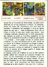 Verso de Mister No (BD13-18) -1- le dard empoisonné