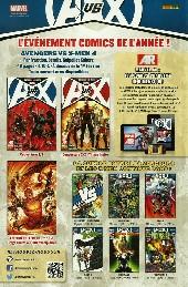 Verso de Spider-Man Hors Série (Panini Comics, 2e série) -1- Spider-Men