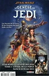 Verso de Star Wars - Comics magazine -1A- Mythologie