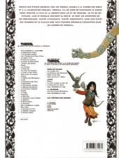 Verso de Thorgal (Les mondes de) - Louve -3- Le Royaume du chaos
