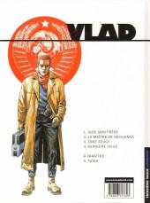 Verso de Vlad -4- Dernière issue