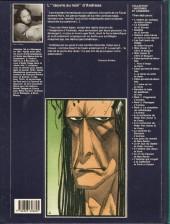 Verso de Rork -3- Le cimetière de Cathédrales