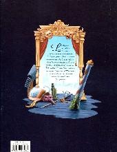Verso de De Cape et de Crocs -INTFL4- Actes IX - X