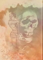 Verso de L'homme qui n'aimait pas les armes à feu -1TT- Chili con carnage