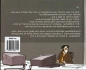 Verso de Illustré (Le Petit) (La Sirène / Soleil Productions / Elcy) -a- Les Fonctionnaires illustrés de A à Z