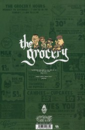 Verso de Grocery (The) -2- Tome 2