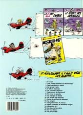 Verso de Les petits hommes -3d85- Les guerriers du passé