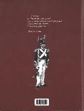 Verso de Le linceul du vieux monde -1- La révolte des canuts : Livre 1/3