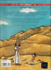 Verso de Drôles d'époques - Néfertari princesse d'Égypte