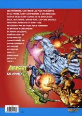 Verso de Avengers (Les Aventures) -2- Loki, le dieu du mensonge