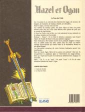Verso de Hazel et Ogan -2- Le pays des Trolls