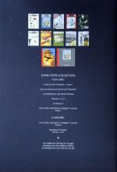 Verso de (AUT) Jacobs, Edgar P. -36- Les Contes - Illustrations d'Edgar P. Jacobs - Tome 1