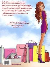 Verso de L'accro du Shopping -1- Confessions