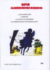 Verso de Guerrilleros (Los) -1- Los guerrilleros
