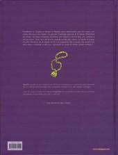 Verso de Les voleurs de Carthage -1- Le Serment du Tophet