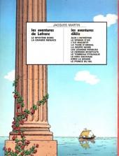 Verso de Alix -2b1974- Le Sphinx d'or