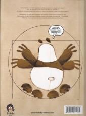 Verso de Wikipanda -1- Encyclopédie animalière farfelue