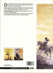 Verso de Les pionniers du Nouveau Monde -2a1986- Le grand dérangement