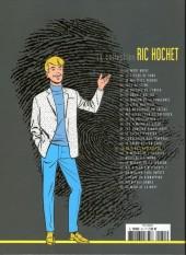 Verso de Ric Hochet - La collection (Hachette) -51- La bête de l'apocalypse