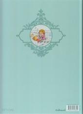 Verso de Les malheurs de Sophie (Sapin) - Les malheurs de Sophie