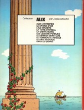 Verso de Alix -5b1972'- La Griffe noire