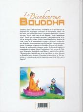 Verso de Contes et Légendes de Chine - Le Bienheureux Bouddha